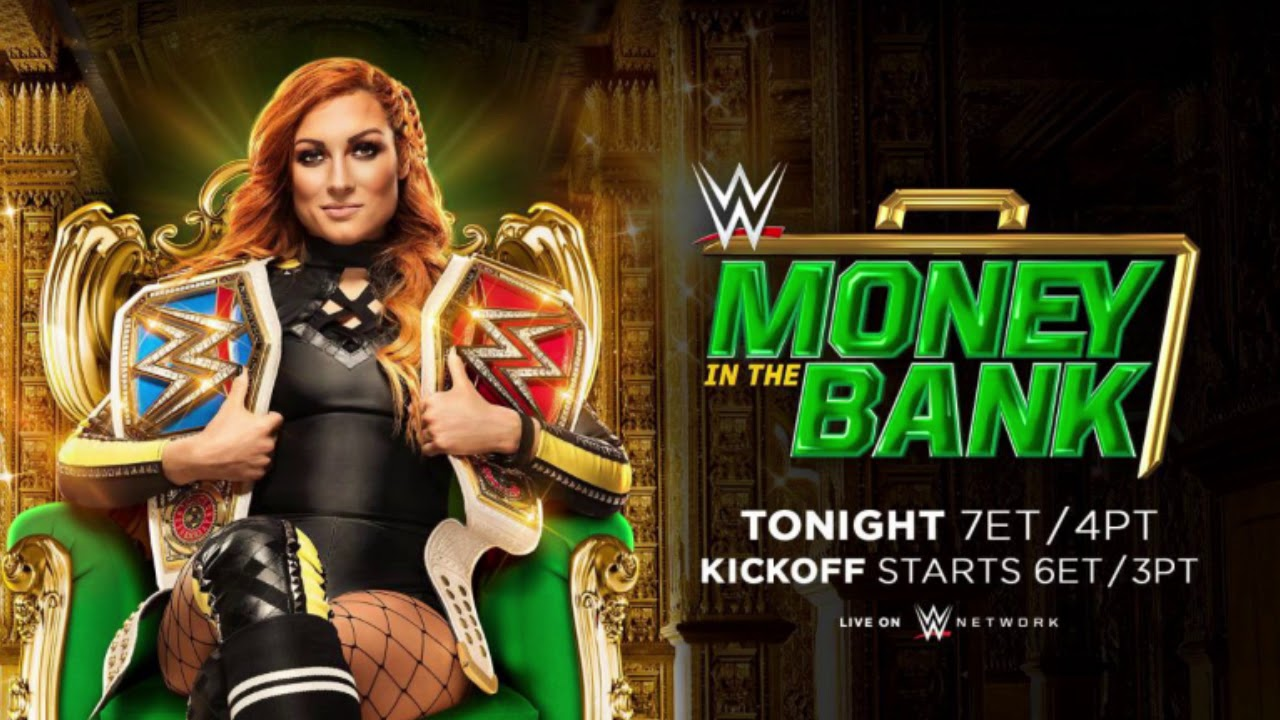 2020 WWE Money in the Bank results: Live updates, recap, grades, matches, card, start time, highlights