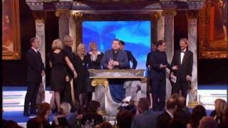 James Corden Acceptance Speech