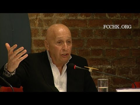 2017.05.25 Allan Zeman: A Conversation with Allan Zeman: The Future of Hong Kong