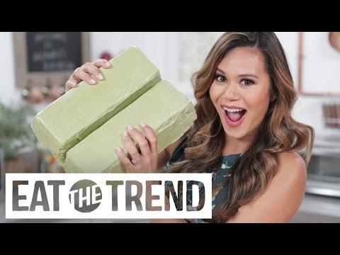 Giant Green Tea Kit Kat Bar   Eat the Trend