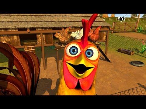 El Gallo Pinto - Canciones de la Granja de Zenón 1