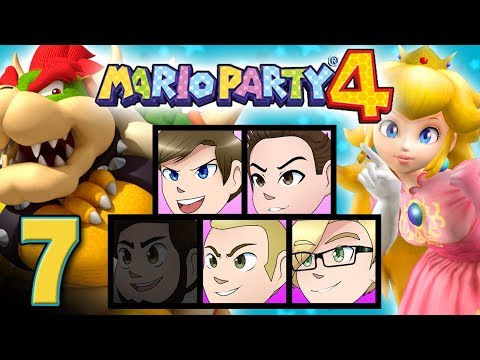 Mario Party 4: High Stakes - EPISODE 7 - Friends Without Benefits