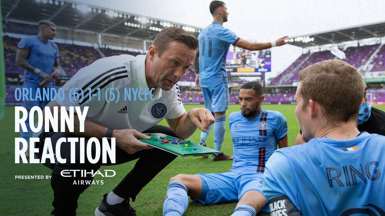 Ronny Deila Reaction | Orlando City (6) 1-1 (5) NYCFC