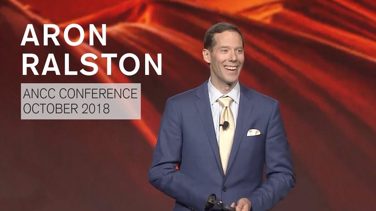 Aron Ralston ANCC Speech
