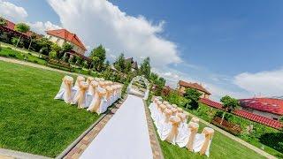 «Софиевский Посад» - восхитительный ресторан для свадьбы!