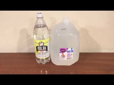 Jon Drinks Water #5590 Parent's Choice Infant Water VS Polar Diet Tonic Water
