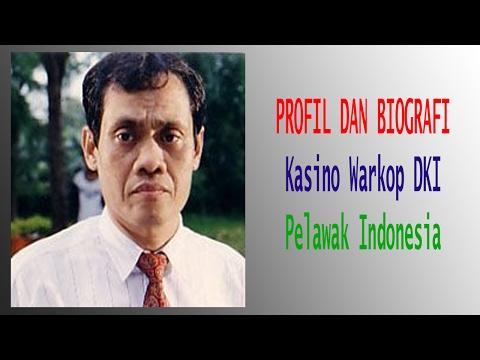 Biografi Kasino Warkop DKI - Pelawak Indonesia