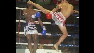 Buakaw Por Pramuk VS Malik Watson