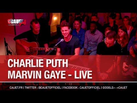 Charlie Puth - Marvin Gaye ft. Meghan Trainor - live - C'Cauet sur NRJ - C'Cauet sur NRJ