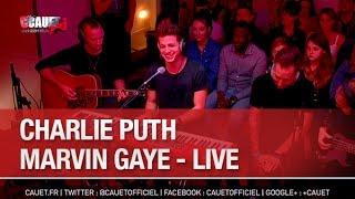 Charlie Puth - Marvin Gaye ft. Meghan Trainor - live - C