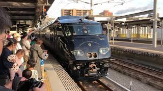 日豊本線787系特急36ぷらす3 大分駅