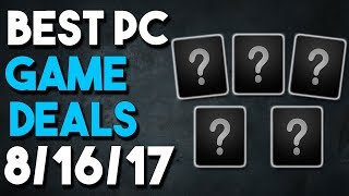Top 5 PC Game Deals of the Week 8/16/17 - GREAT Darksiders Sale, Metro Redux and More!