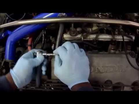 How to install ram intake on a 98 Honad civic Dx