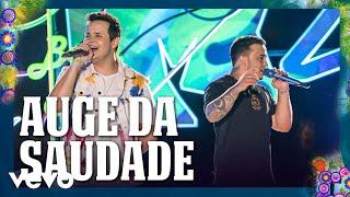 Matheus & Kauan - Auge Da Saudade (Ao Vivo Em Recife / 2020)