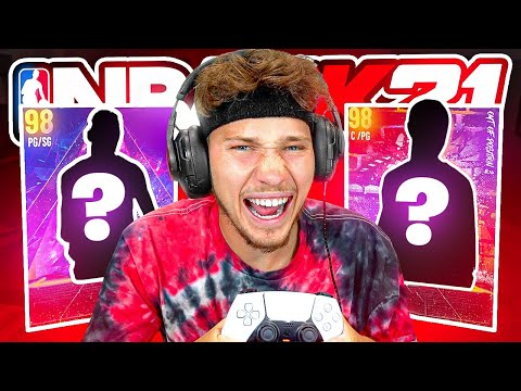These NEW Players are INSANE! - NBA 2K21 No Money Spent #11