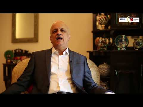 R Chandrashekhar - What leaders have to say about DSCI