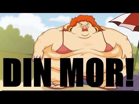DIN MOR! - Jokes og Vittigheder #1