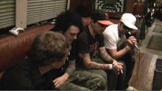"Hollywood Undead Interview (Part 1) RAW FOOTAGE - BVTV ""Band of the Week"" Exclusive!"