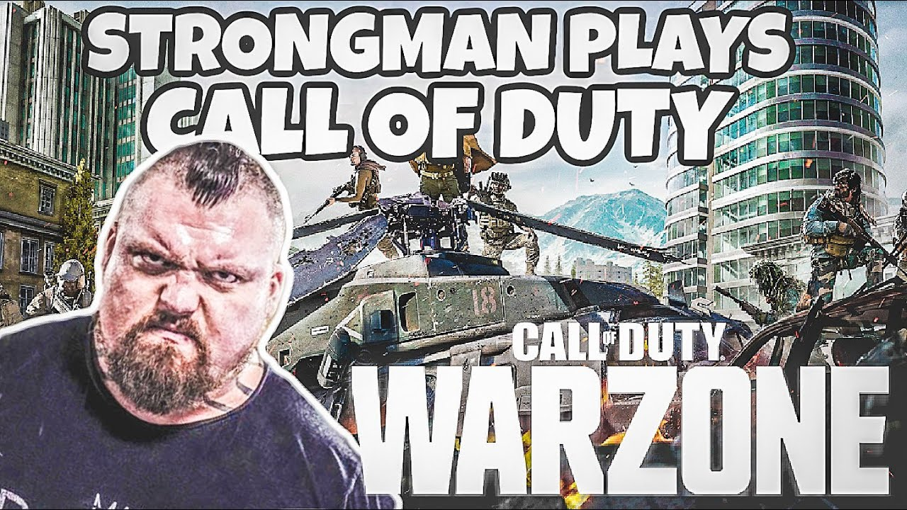 WORLDS STRONGEST PLAYS COD!