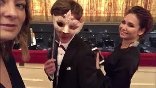 Ляйсан Утяшева и Павел Воля на Bosco балу в Большом Театре