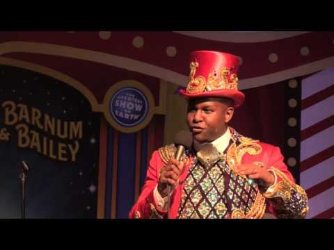 Johnathan Lee Iverson: Circus Is 'Community'