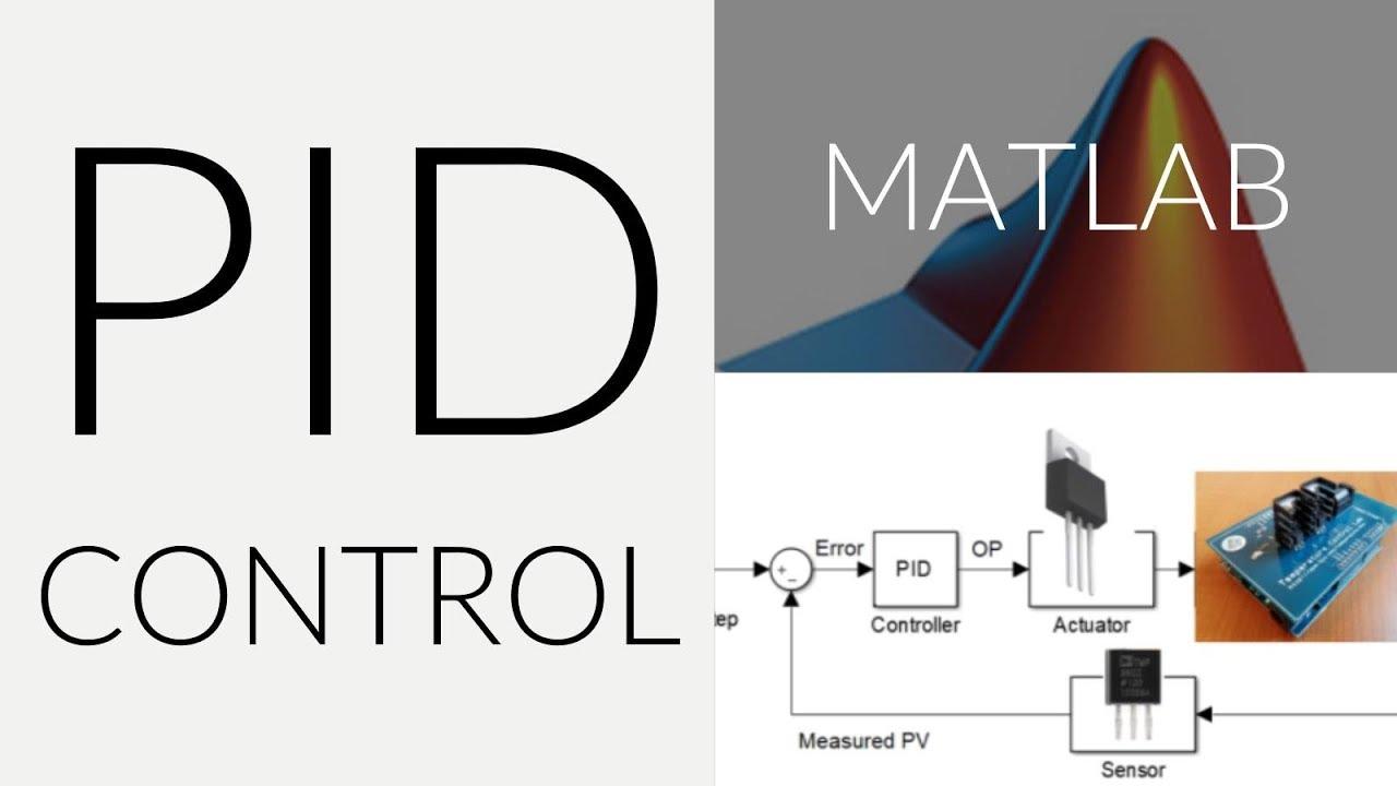 PID Temperature Control in MATLAB