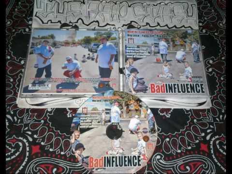 Gangzta Wayz By Yung Gill, Big Loco , Big Oso Loc , Fat Ray & Cortney - Norteno Rap