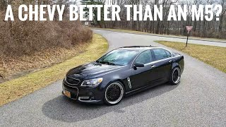 Modified Chevy SS : Here's Why Doug Demuro is Wrong