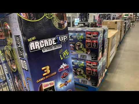 Arcade1Up NBA JAM Cheap At Same Club Arcade 1Up from rarecoolitems
