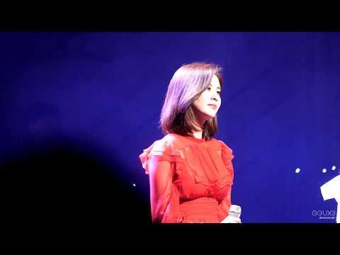 171224 서현 탱콘 풀직캠 Seohyun Taeyeon Concert Full Fancam