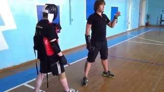 Ножевой бой(Ножевой бой: Часть практического семинара по совершенствованию техники и тактики ножевого боя по системе..., 2014-07-02T10:44:57.000Z)