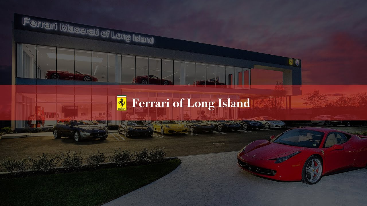 Exceptional Visit Ferrari Of Long Island In New York