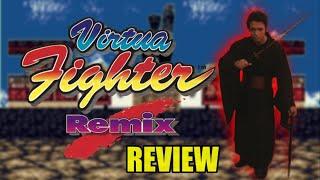 VIRTUA FIGHTER REMIX REVIEW