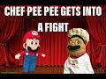 Puppet Productions Movie: Chef Pee Pee Gets into a Fight!