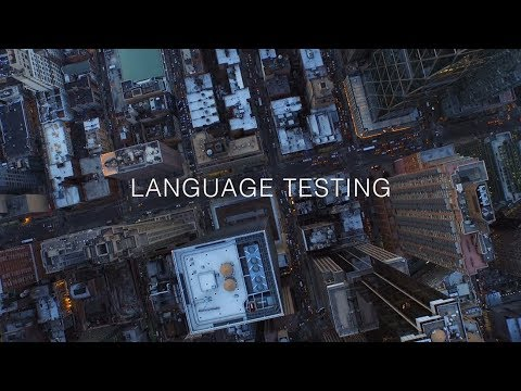 Language Testing Services for Employees