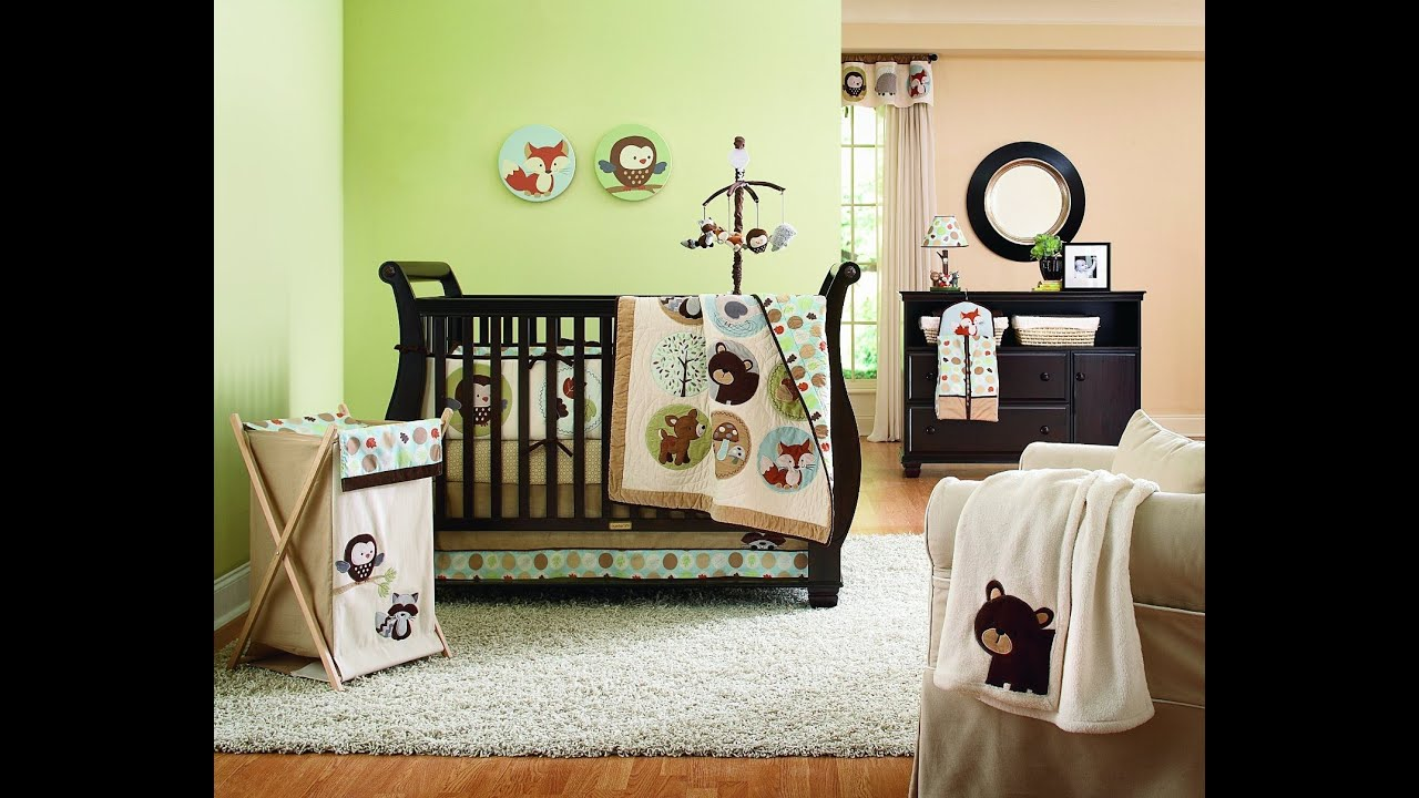 Unbelievable baby crib ideas youtube for Baby cradle decoration ideas