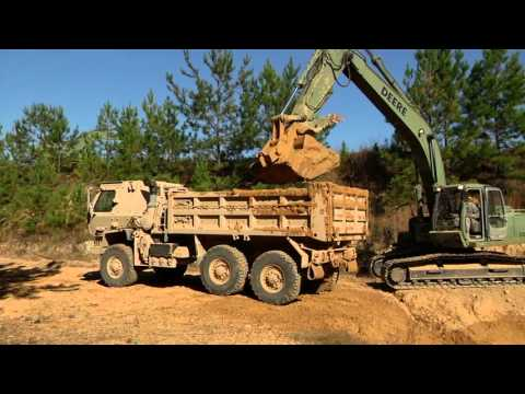 200th Heavy Equipment Operator