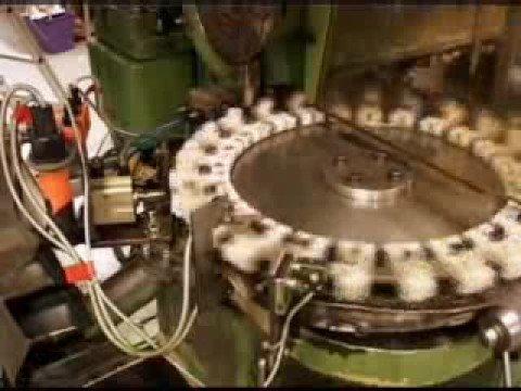 Como se fabrica una bala youtube for Como se fabrica el marmol