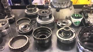 Mercedes transmission 722.9 Atlanta   Transmission problems?