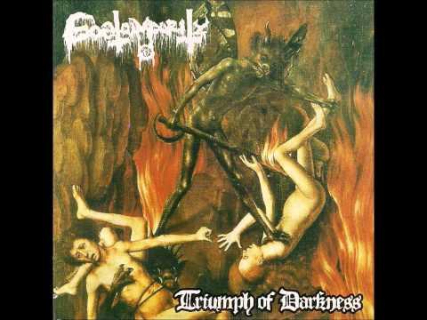 Goatoimpurity - Metal Of Death (Beherit Cover)