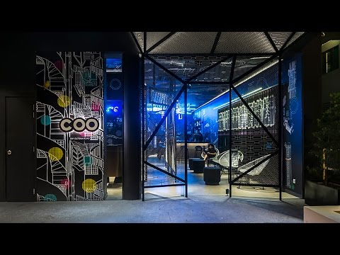 Ministry of Design targets millennial travellers with COO concept hostel