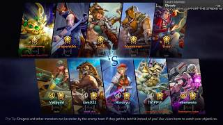 Ardan | New Items for Captain | 4 Silver | Vainglory 5v5 | iPhone 6s