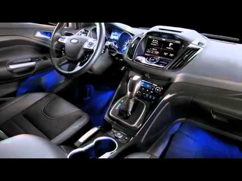 Ambient lighting | Ford How-To Video & Ambient lighting | Ford How-To Video - YouTube azcodes.com