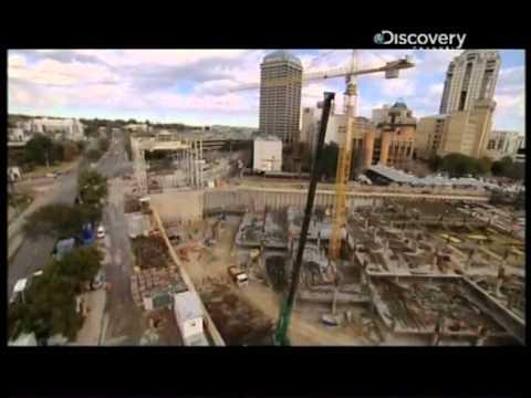 Fieras de la ingeniería - Gautrain Sudáfrica - Discovery Channel España