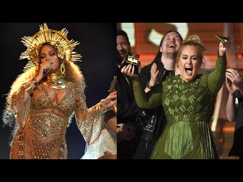 Some Like It Pop: The 2017 Grammys
