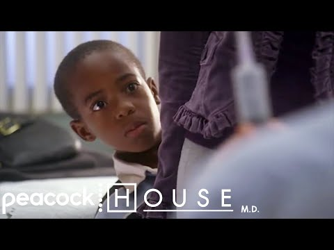 Kid Wants To Skip School, House Teaches A Lesson | House M.D.