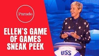 Ellen's Game of Games Sneak Peek: Oh Ship