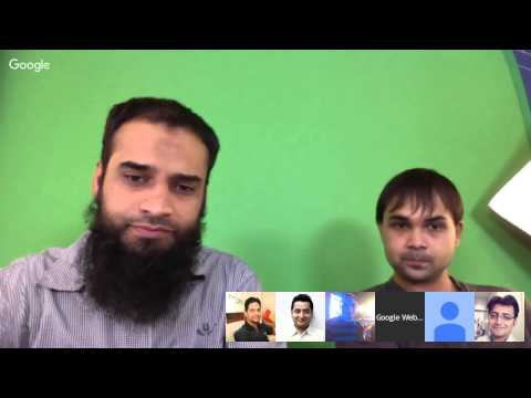 Indian Webmasters Hangout - #ThinkMobile