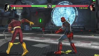 Mortal Kombat vs DC Universe playthrough_Deathstroke