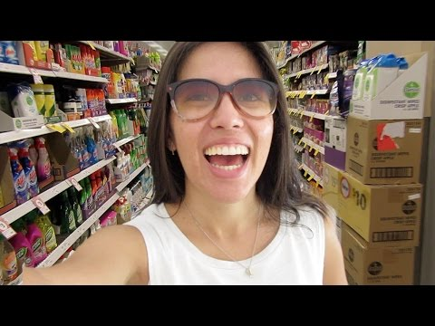 TOUR OF AUSSIE SUPERMARKET (VLOG NO.17)